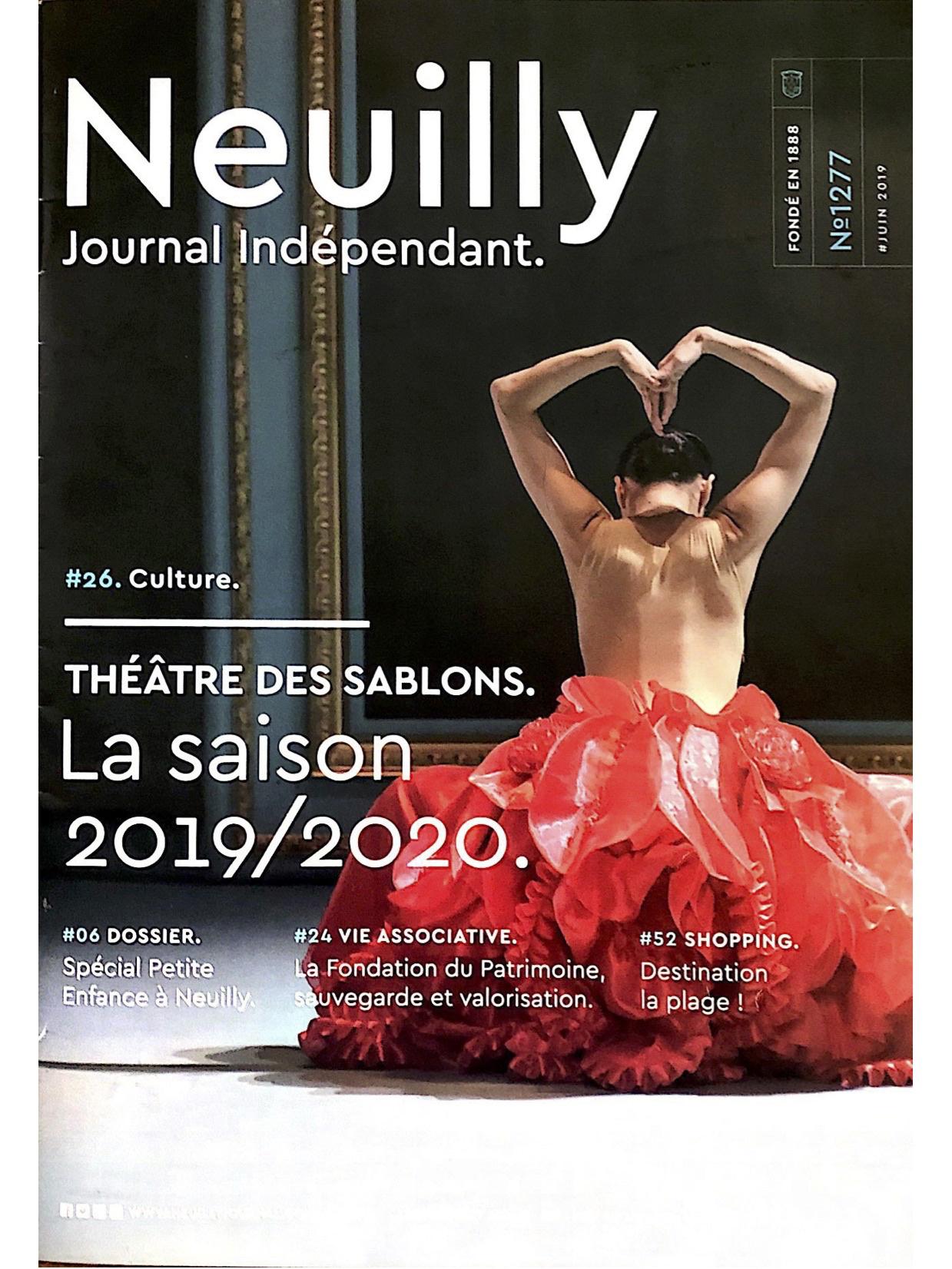Neuilly Journal indépendant