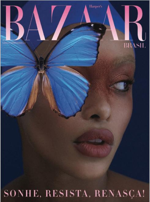 Harpers Bazar Brazil KER MER